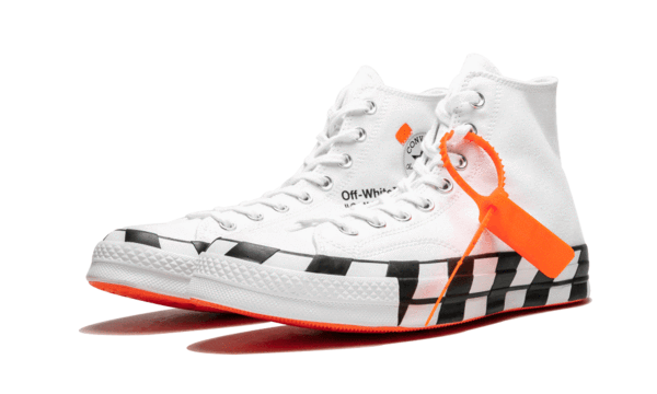 Converse chuck taylor star 70s hi off white